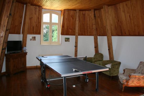 salle de pong pong